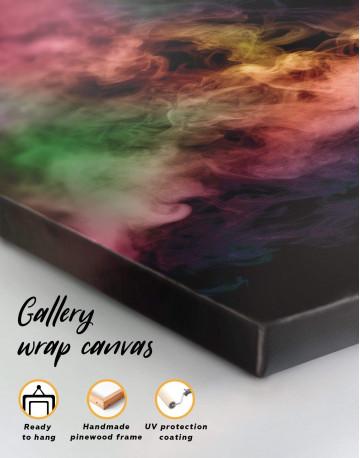 Smoke Canvas Wall Art - image 4