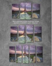 Evening Paris Canvas Wall Art - Image 5