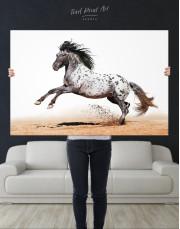 Appaloosa Horse Canvas Wall Art - Image 7