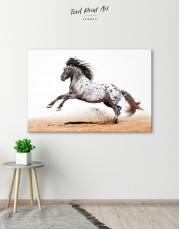 Appaloosa Horse Canvas Wall Art - Image 6