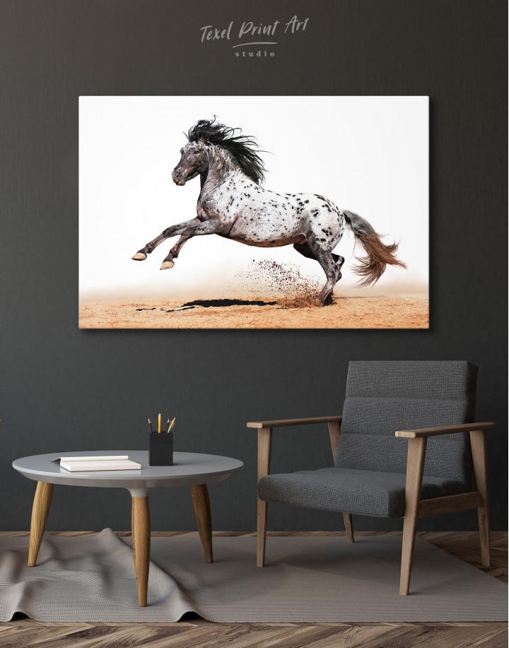 Appaloosa Horse Canvas Wall Art - Image 4