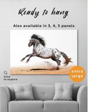 Appaloosa Horse Canvas Wall Art - Image 5