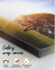 Nature landscape with Tree Canvas Wall Art - Image 4