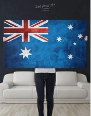 Flag of Australia Canvas Wall Art - Image 4