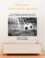 Football Game Canvas Wall Art - Image 3