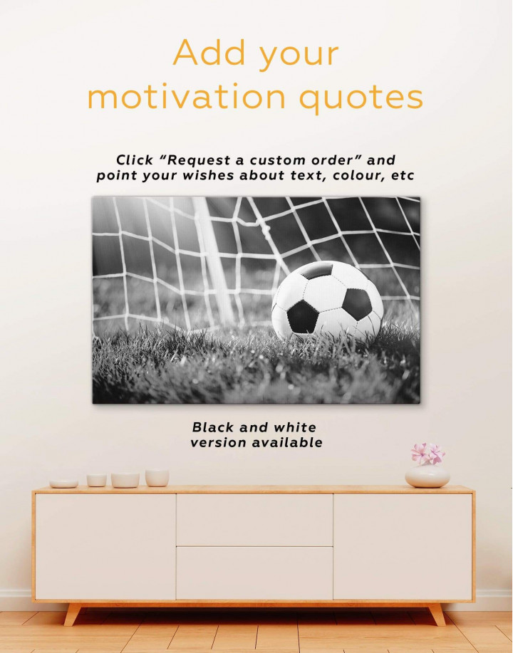Football Game Canvas Wall Art - Image 3