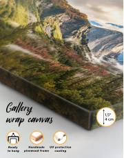 Yosemite National Park Landscape Canvas Wall Art - Image 5