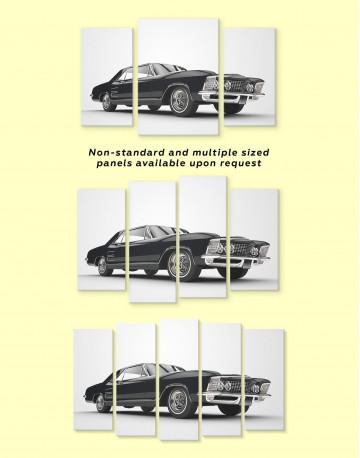 Chevrolet Impala Canvas Wall Art - image 3