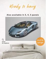 Lamborghini Aventador SVJ Canvas Wall Art - Image 0