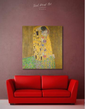 Kiss Canvas Wall Art - image 2