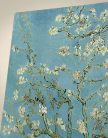 Almond Blossom Canvas Wall Art - image 1