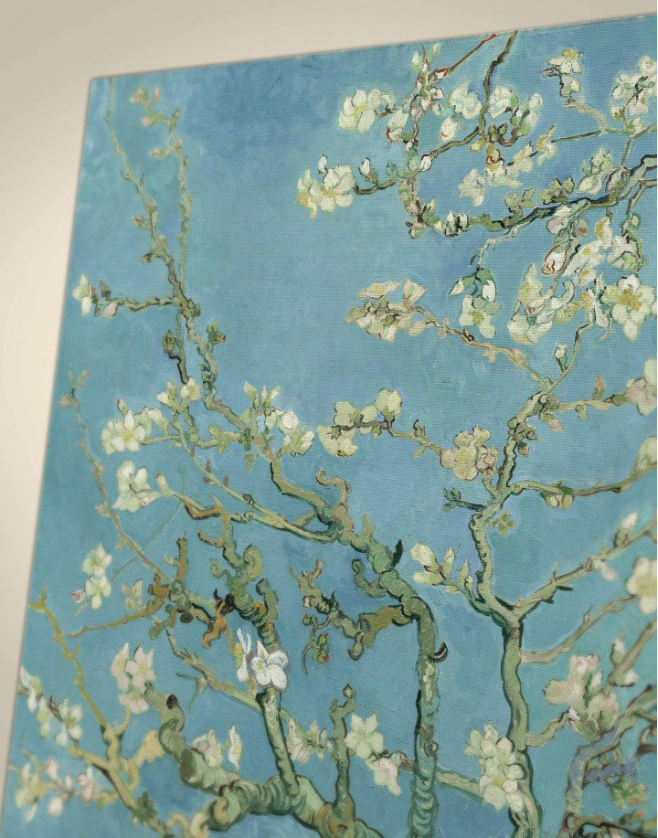 Van Gogh Almond Blossom Canvas Wall Art - Image 3