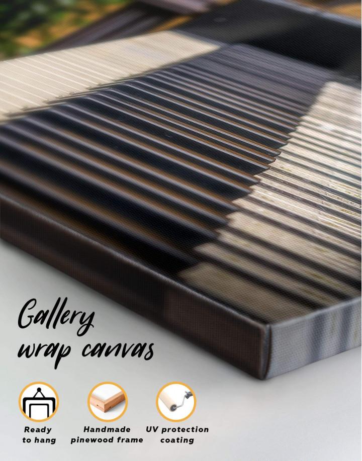 Unique Piano Canvas Wall Art - Image 4