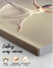 Ballet Dancer Ballerina Canvas Wall Art - Image 4