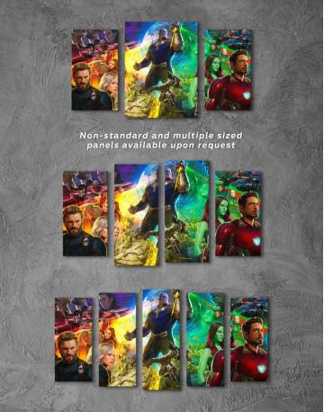 Avengers Infinity War Canvas Wall Art - image 4