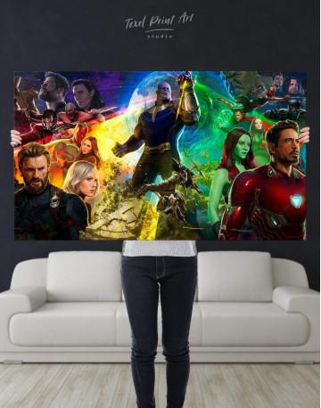 Avengers Infinity War Canvas Wall Art - image 2
