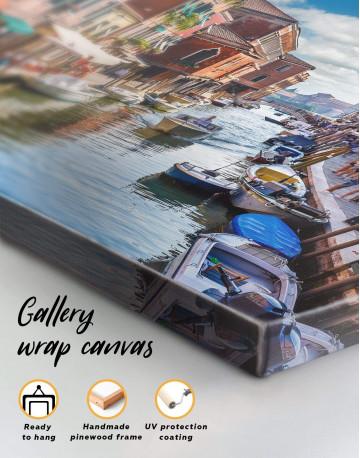 Venice Skyline Canvas Wall Art - image 1