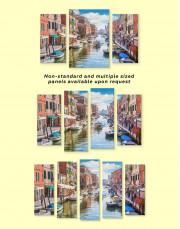 Venice Skyline Canvas Wall Art - Image 3