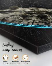 Millennium Falcon Canvas Wall Art - Image 3