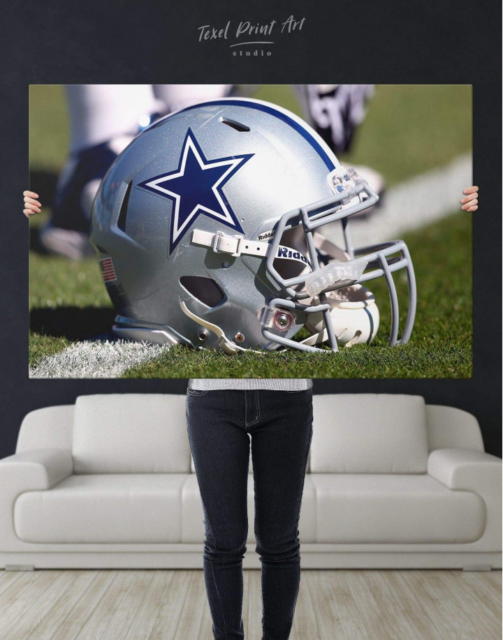 Dallas Cowboys Canvas Wall Art - Image 5