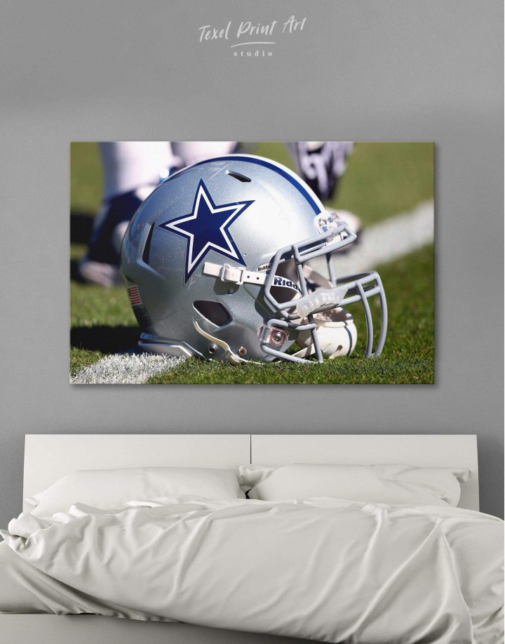 Dallas Cowboys Canvas Wall Art - Image 6