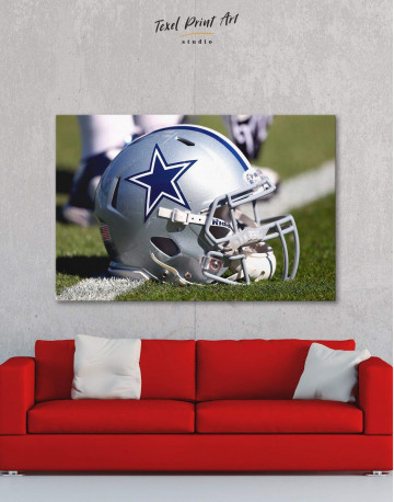 Dallas Cowboys Canvas Wall Art