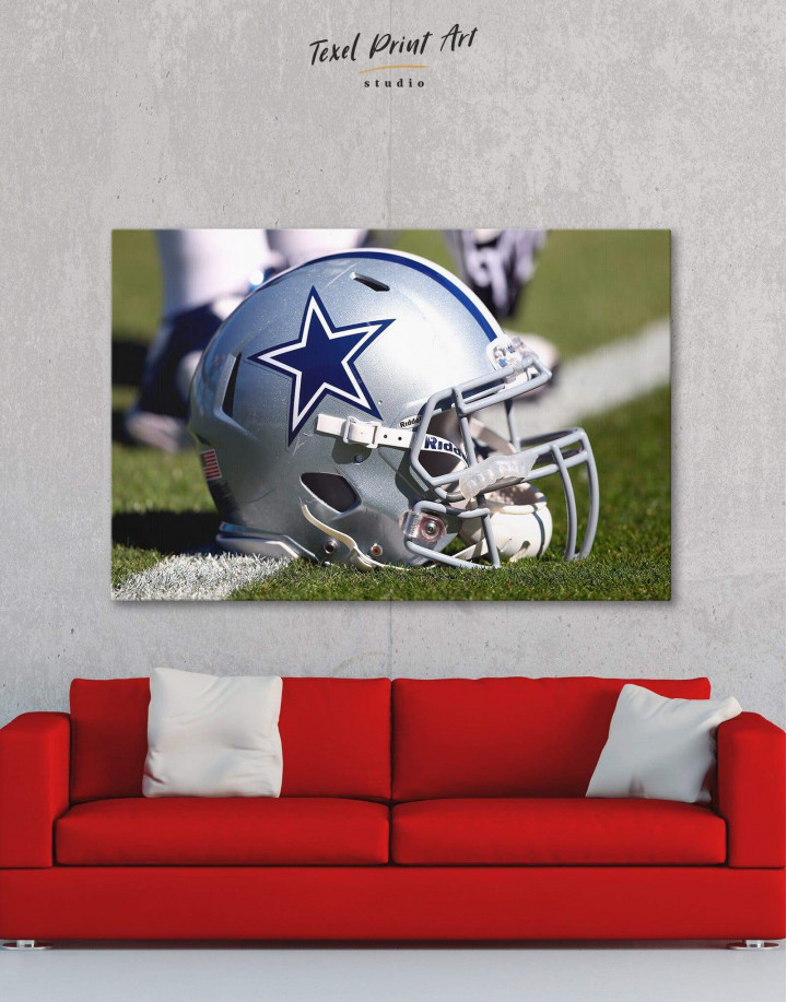 Dallas Cowboys Canvas Wall Art - Image 0