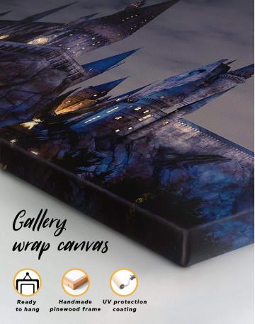 Harry Potter Hogwarts Canvas Wall Art - image 4
