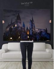 Harry Potter Hogwarts Canvas Wall Art - Image 2