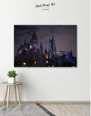 Harry Potter Hogwarts Canvas Wall Art - Image 1