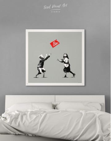No Ball Games Canvas Wall Art - image 4