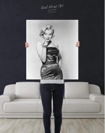 Photo Marilyn Monroe Canvas Wall Art - image 2