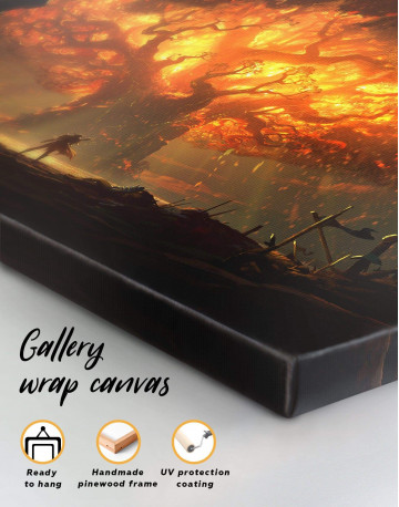 World of Warcraft Game Canvas Wall Art - image 5