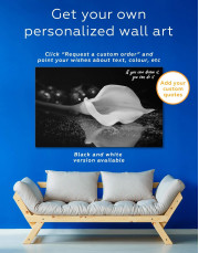 Calla Lily Canvas Wall Art - Image 5
