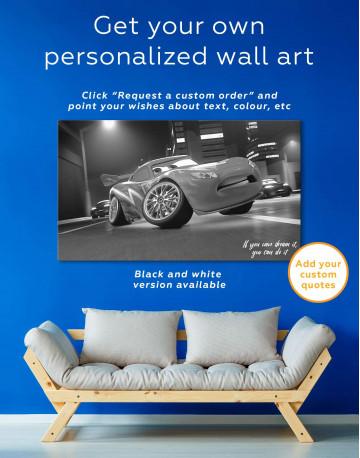 Cars 2 Canvas Wall Art - image 5