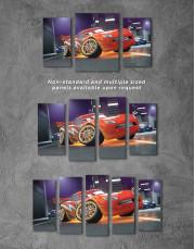 Cars 2 Canvas Wall Art - Image 4