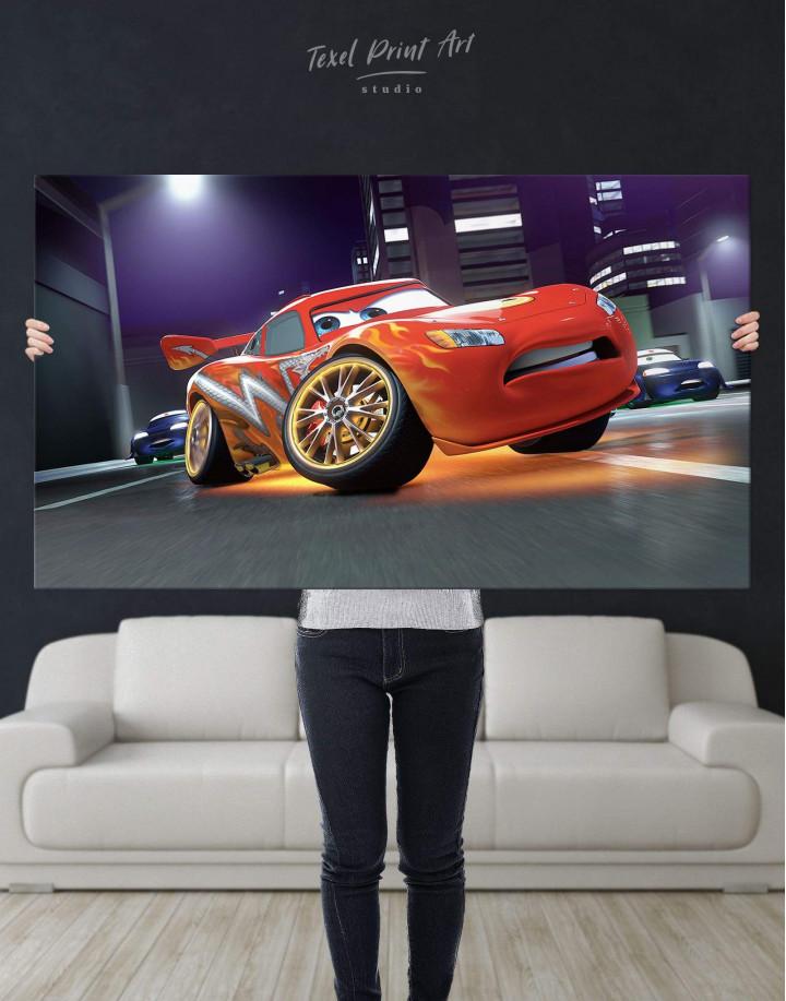 Cars 2 Canvas Wall Art - Image 2