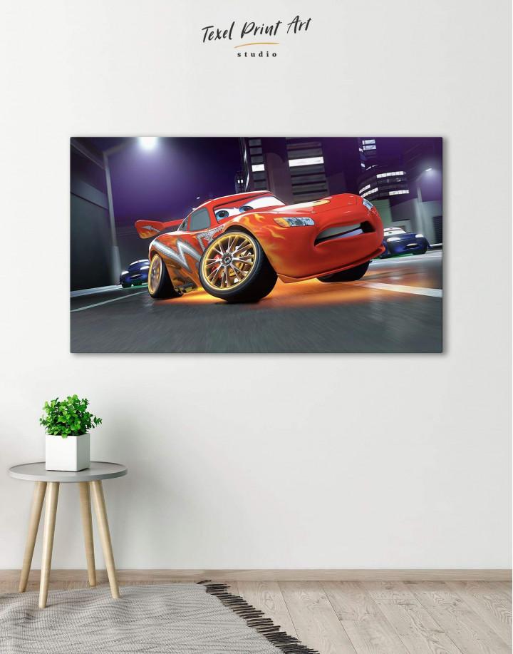 Cars 2 Canvas Wall Art - Image 0