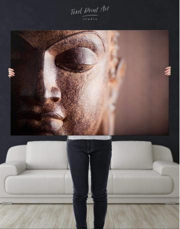 Buddha Religious Canvas Wall Art - image 2
