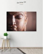 Buddha Religious  Canvas Wall Art - Image 0