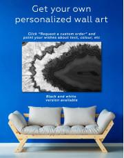 Geode Canvas Wall Art - Image 5