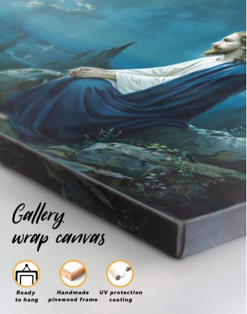 Jesus Christian Canvas Wall Art - image 1
