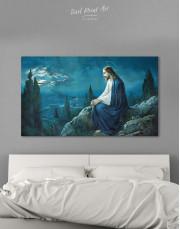 Jesus Christian Canvas Wall Art - Image 0