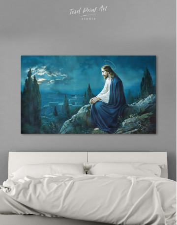 Jesus Christian Canvas Wall Art