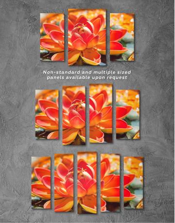 Lotus Canvas Wall Art - image 2