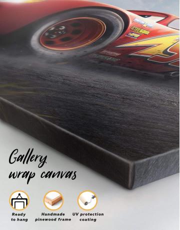 Lightning McQueen Cars 3 Canvas Wall Art - image 5