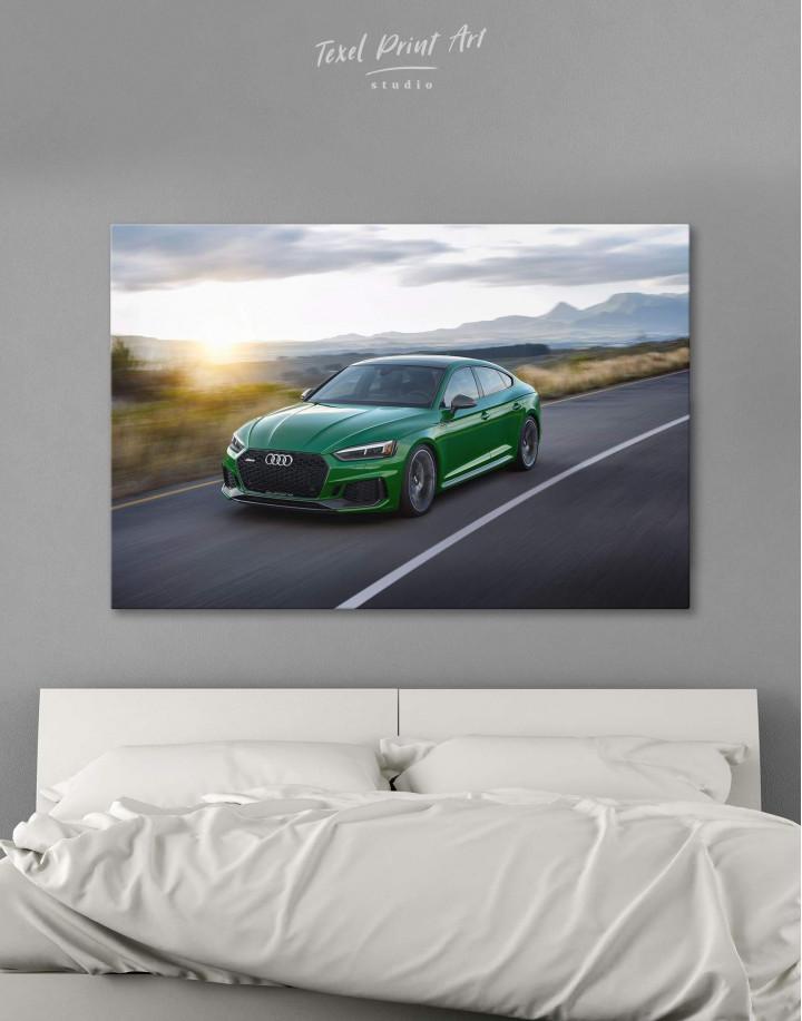Audi RS5 Sportback Canvas Wall Art - Image 0