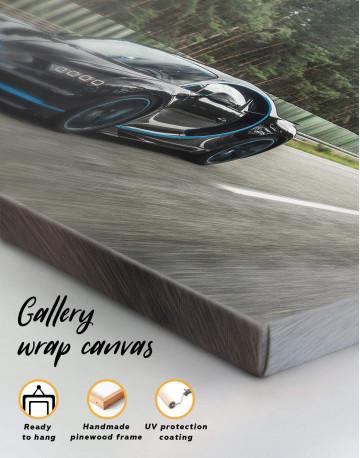 Bugatti Chiron Canvas Wall Art - image 1