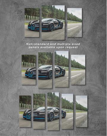 Bugatti Chiron Canvas Wall Art - image 4