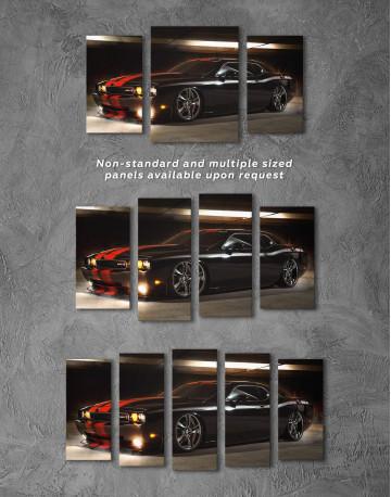 Dodge Challenger Canvas Wall Art - image 3